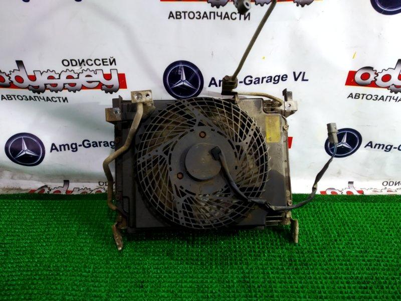 Радиатор кондиционера Mitsubishi Canter FE50EBT 4M51 1999