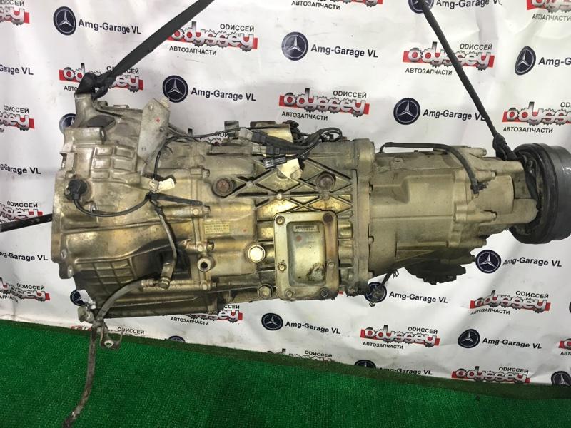 Кпп механическая Mitsubishi Canter FG70D 4M50 2009