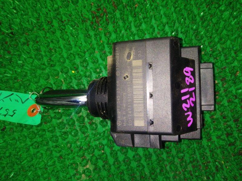 Замок зажигания Mercedes E350 W211 272964 2007