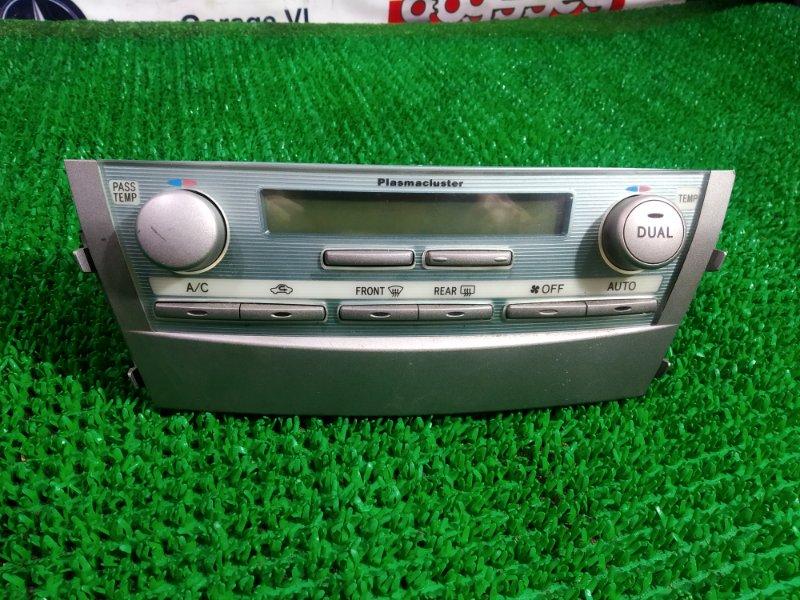 Климат контроль Toyota Camry ACV45 2AZ-FE 2006