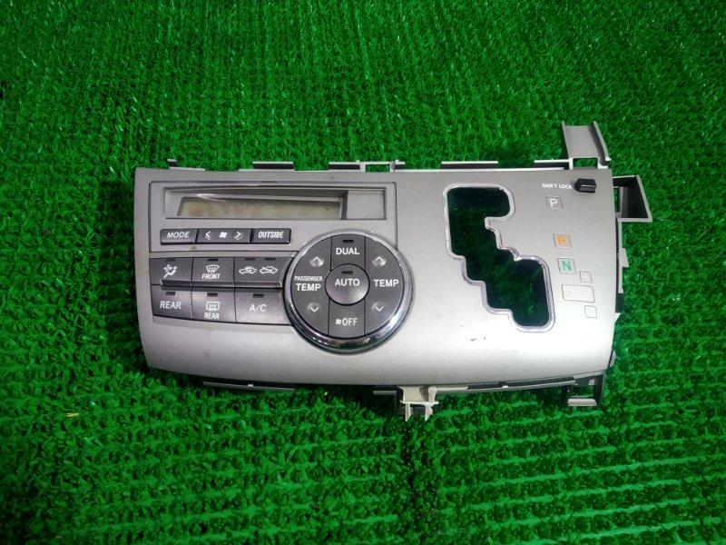 Климат контроль Toyota Estima GSR55 2GR-FE 2008