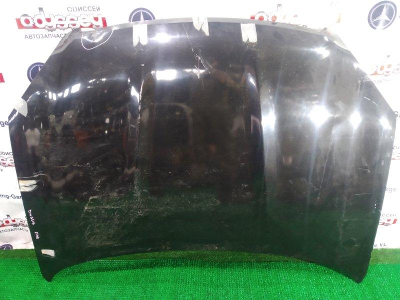 Капот Nissan Dualis KJ10 MR20