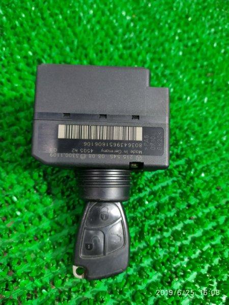 Ключ зажигания Mercedes S500 W220 113960 2004
