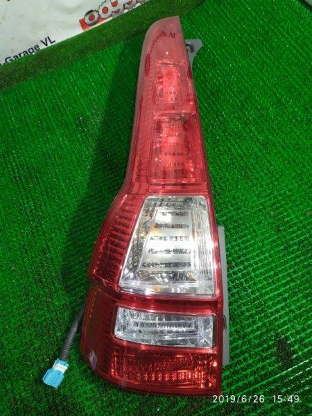 Стоп Honda Crv RE4 K24A 2011 задний левый