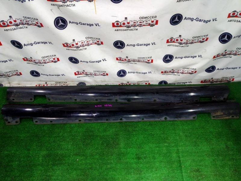 Порог Mercedes E550 W211 273960 2008
