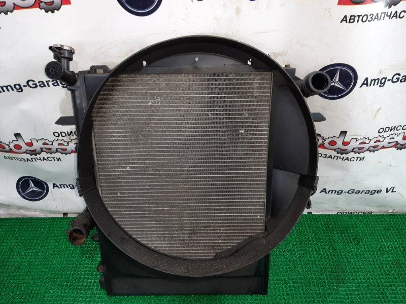 Радиатор Mazda Bongo Brawny SD5AT WL 1998