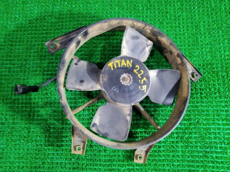 Вентилятор радиатора кондиционера Mazda Titan WGLAD-188770 SL-271795 1`995