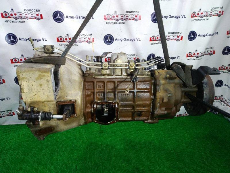 Кпп механическая Mazda Titan WGLAD-188770 SL-271795 1`995