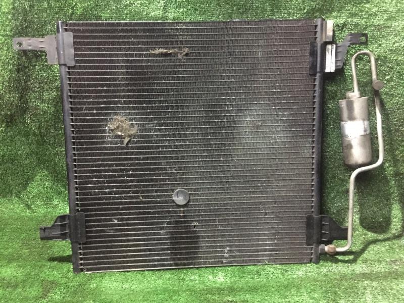 Радиатор кондиционера Mercedes M430 W163 113942 1999