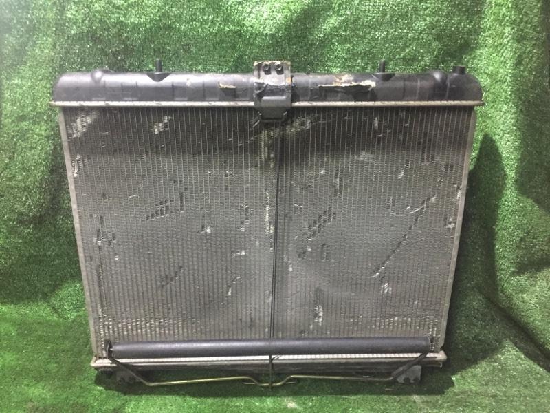 Радиатор Nissan Elgrand ATWE50 ZD30 2001
