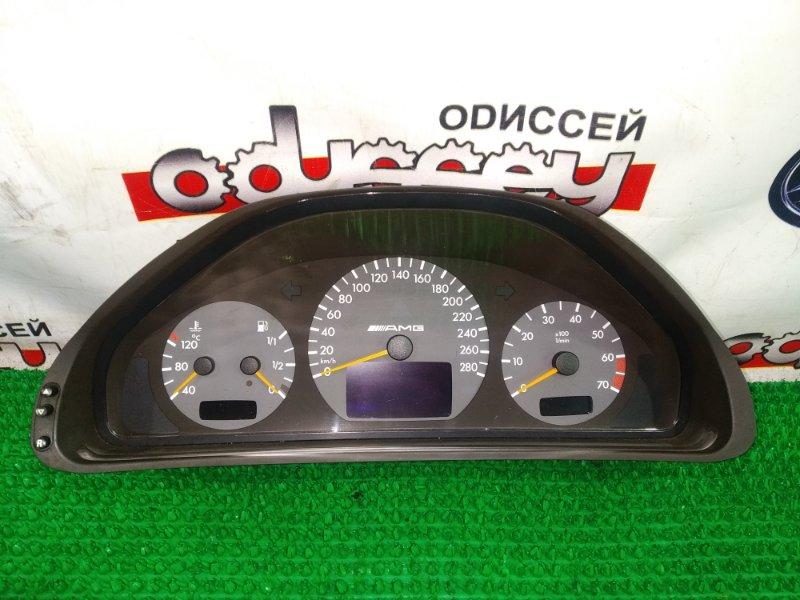 Панель приборов Mercedes E55 W210 113980 2000