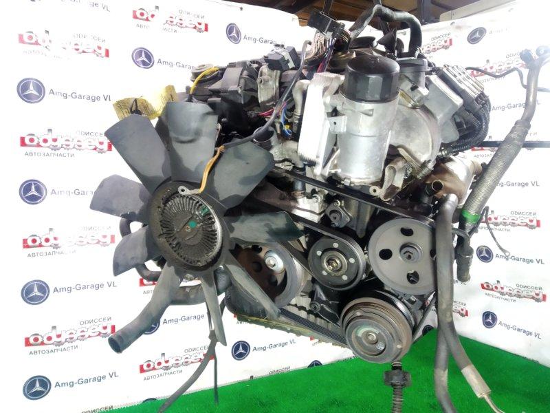 Двигатель Mercedes E55 W210 113980 2000