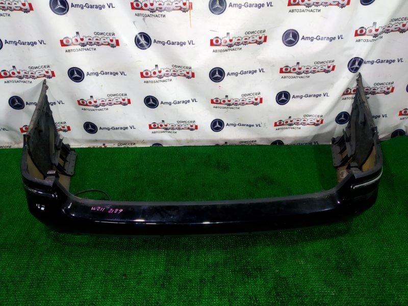 Бампер Mercedes E350 W211 272964 2007 задний