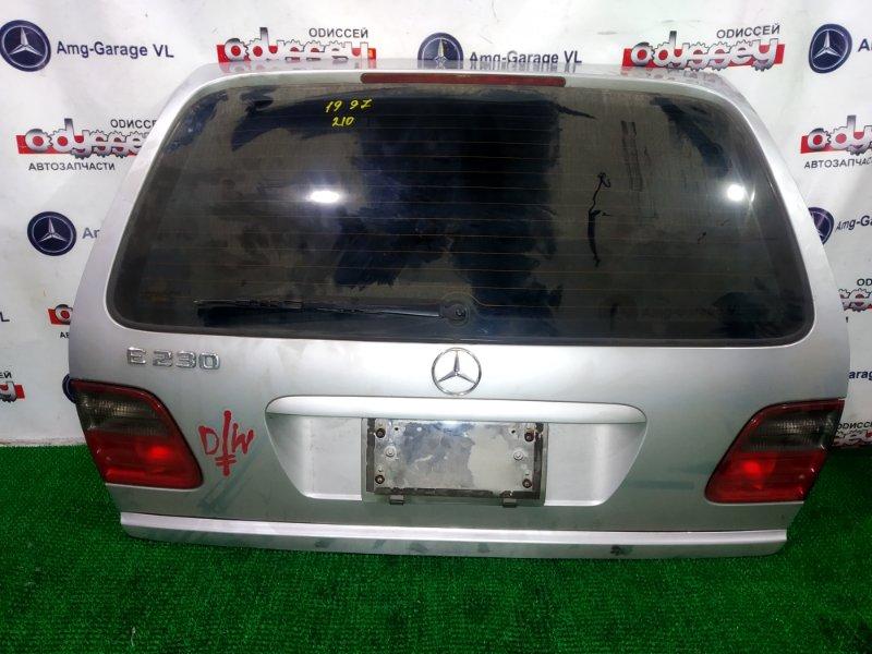 Дверь 5-я Mercedes E55 W210 113980 2000