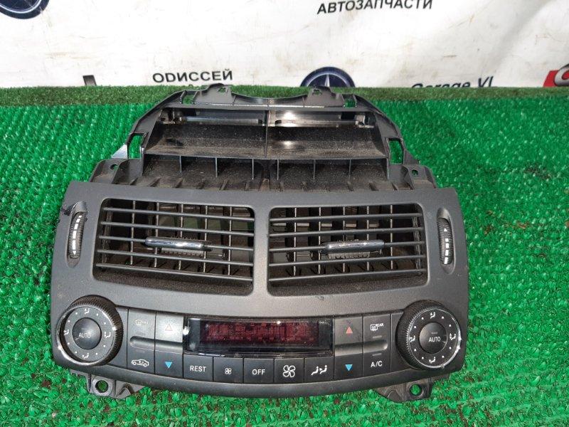 Климат контроль Mercedes E550 W211 273960 2008