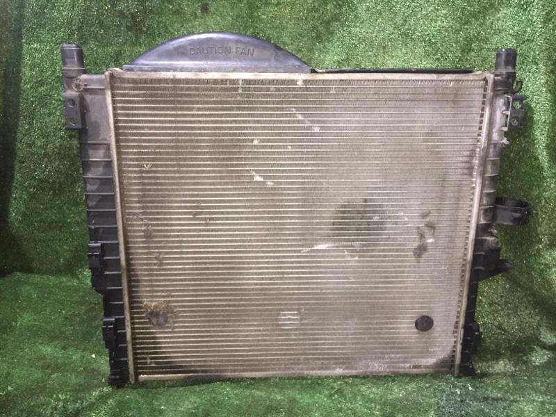 Радиатор Mercedes M430 W163 113942 1999