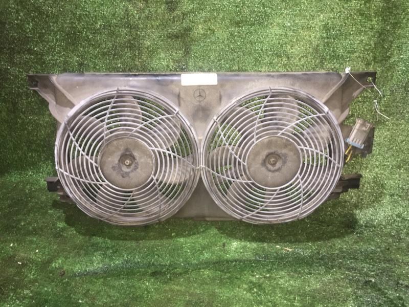 Вентилятор радиатора Mercedes M430 W163 113942 1999