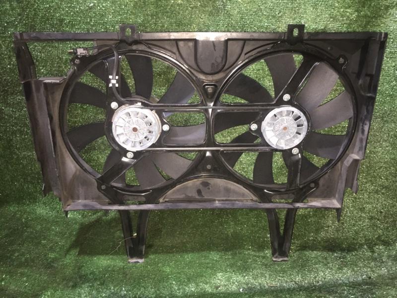 Вентилятор радиатора Mercedes E-Class W210