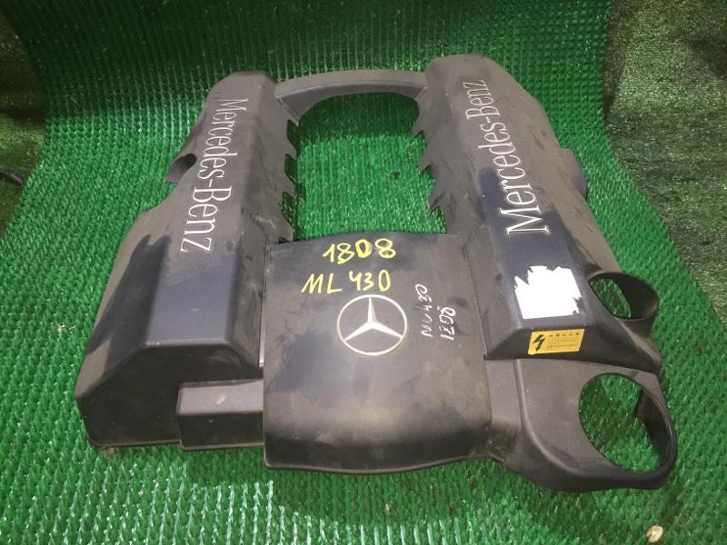 Крышка двс декоративная Mercedes M430 W163 113942 30 100979 1999