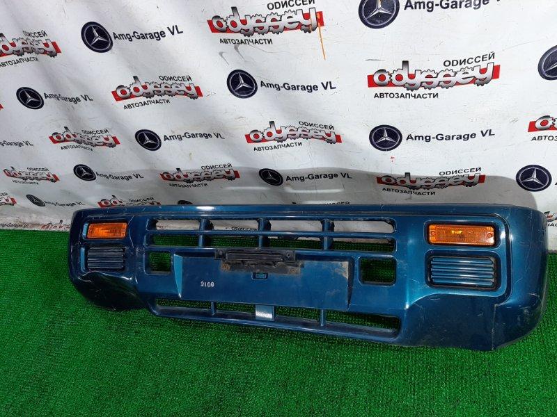 Бампер Nissan Mistral KR20 TD27-T 1995 передний