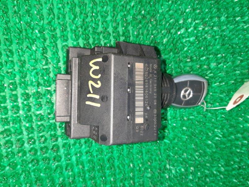 Замок зажигания Mercedes E550 W211 273960 2008