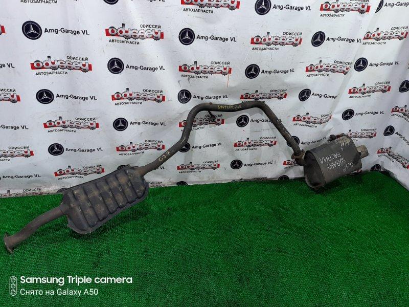 Глушитель Subaru Impreza GJ7-005157 FB20ASZH1A-R428148 2012 задний
