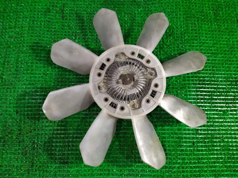 Вентилятор с вязкостной муфтой Isuzu Bighorn UBS69GW 4JG2 1995