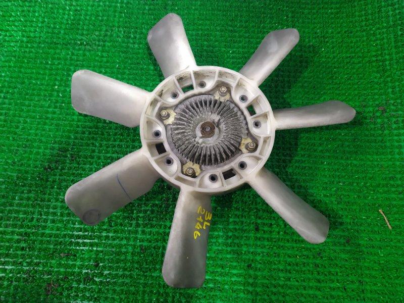Вентилятор с вязкостной муфтой Toyota Dyna LY161-0006207 3L-4436701 1997