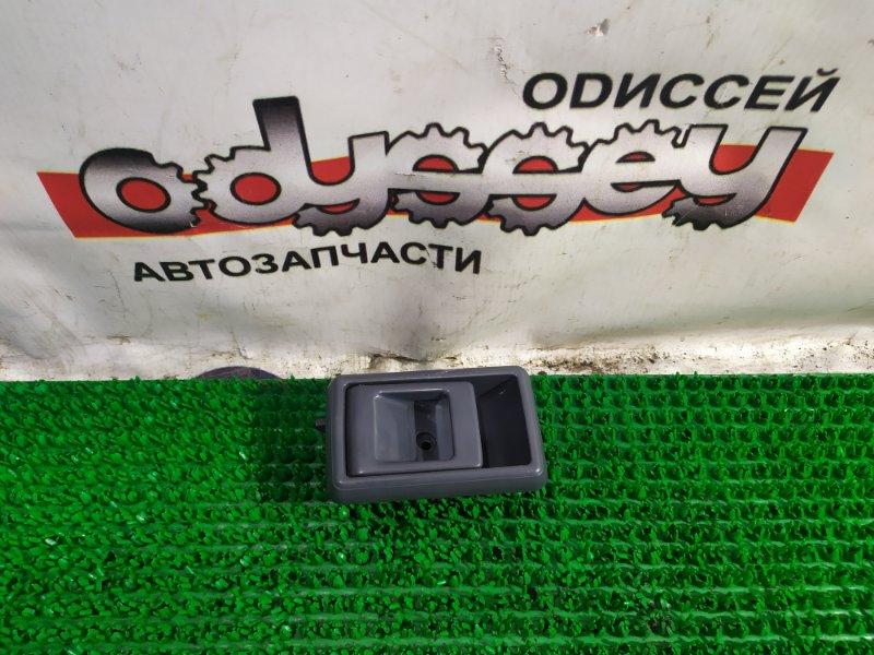 Ручка двери Toyota Dyna LY161-0006207 3L-4436701 1997 передняя левая