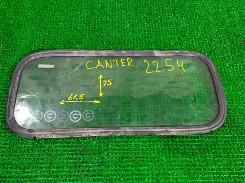 Стекло заднее Mitsubishi Canter FE50EB 4M51-A24143