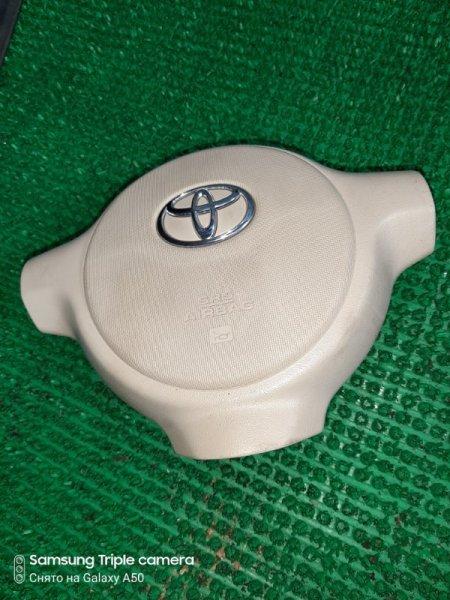 Airbag на руль Toyota Porte NNP15 1NZ-FE 2006