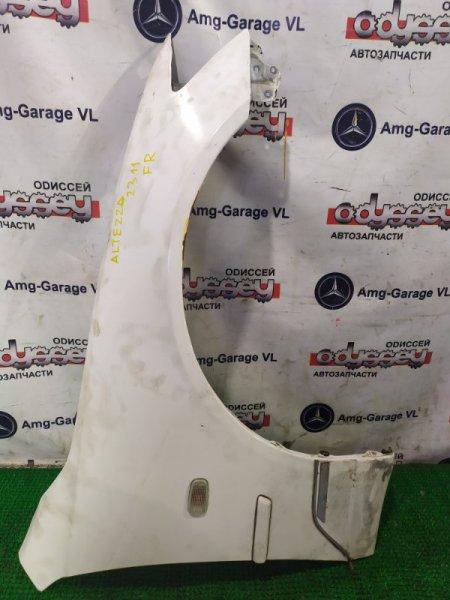 Крыло Toyota Altezza SXE10 3SGE-9427177 2000 переднее правое