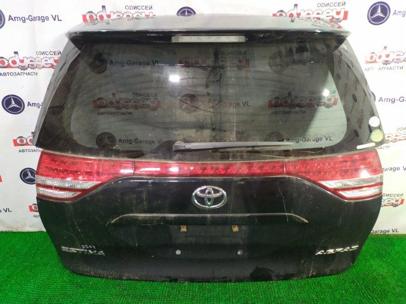 Дверь 5-я Toyota Estima ACR55 2AZ-FE 2006