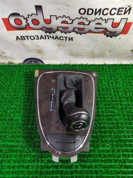 Ручка переключения автомата Mercedes Cls350 W219 272964 2005