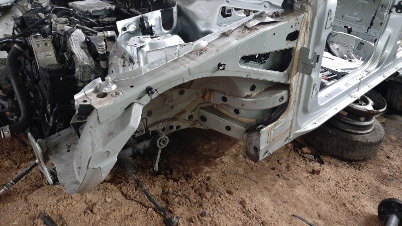 Лонжерон Mercedes Cls350 W219 272964 2005 передний левый