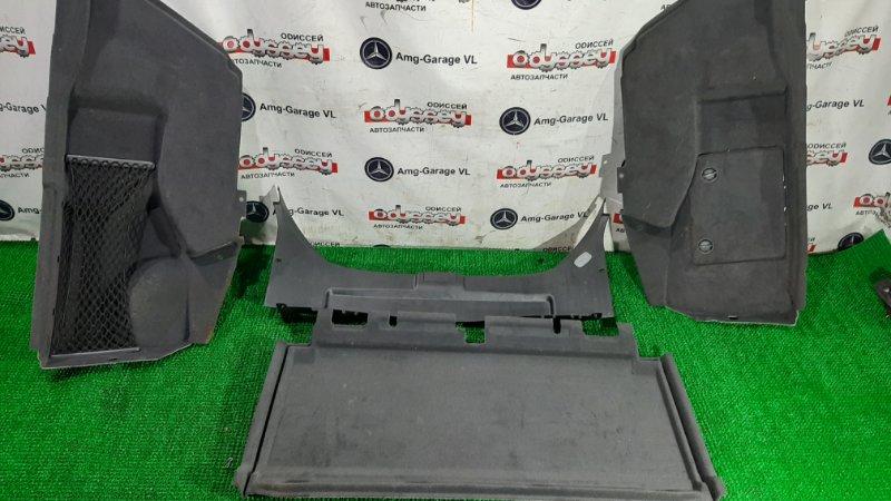 Обшивка багажника Mercedes Cls350 W219 272964 2005