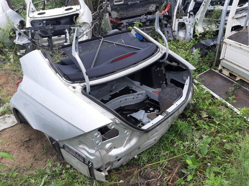 Rear cut Mercedes Cls350 W219 272964 2005 задний