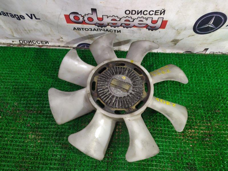 Вентилятор с вязкостной муфтой Mitsubishi Canter FB308B 4DR7-877311 1992