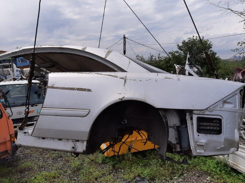 Rear cut Mercedes Cl600 W215 275950 2003 задний