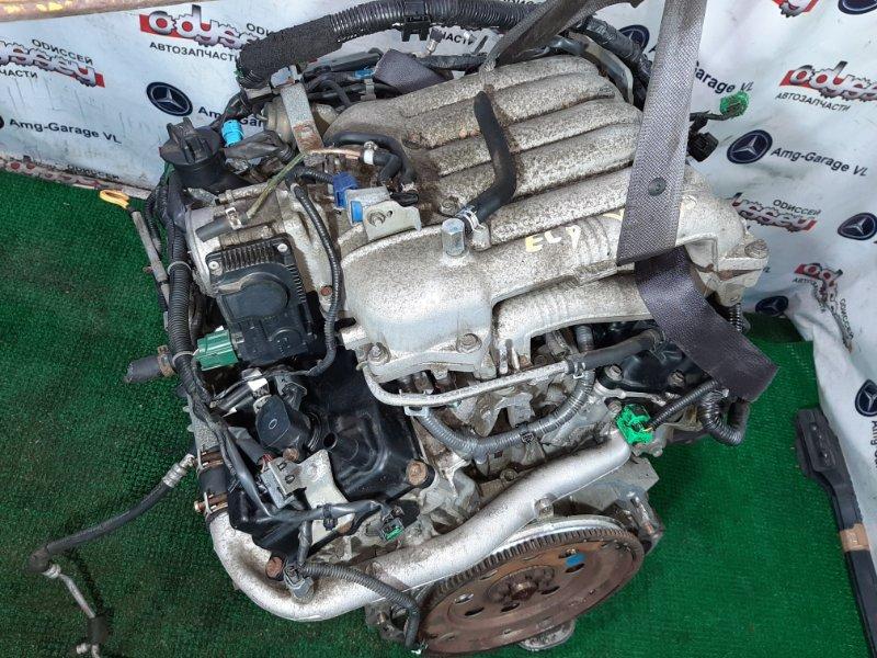 Двигатель Nissan Elgrand MNE51 VQ25DE 2005