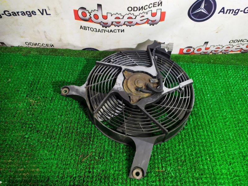 Вентилятор радиатора кондиционера Nissan Safari VRGY61 TD42-T 1997
