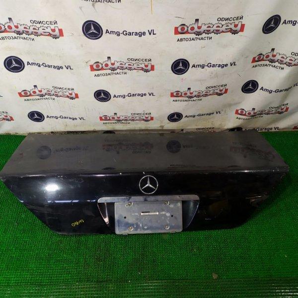 Крышка багажника Mercedes S600 W140