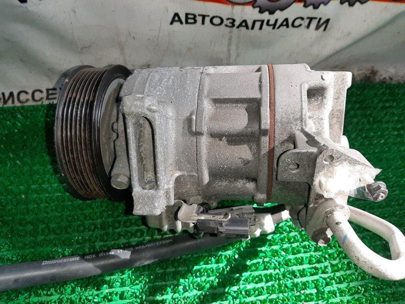 Компрессор кондиционера Nissan Xtrail NT32-004829 MR20-524997B 2013