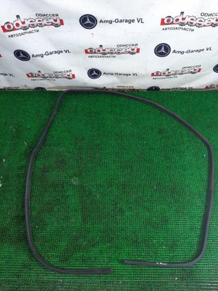 Уплотнительная резинка двери Nissan Xtrail NT32-004829 MR20-524997B 2013 передняя правая