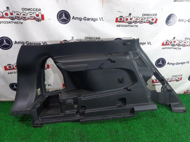 Обшивка багажника Nissan Xtrail NT32-004829 MR20-524997B 2013 задняя левая