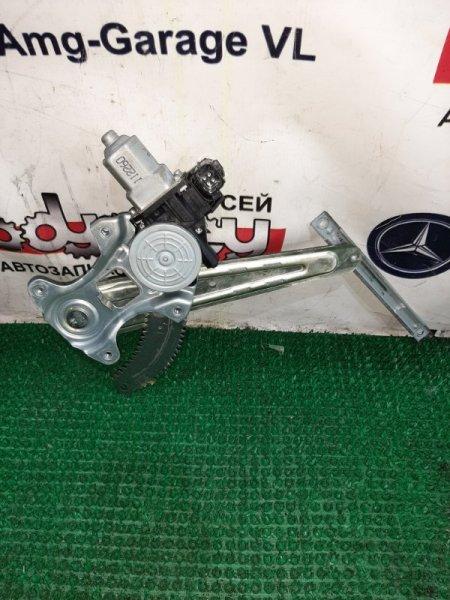 Стеклоподъемный механизм Nissan Juke YF15 HR15DE 2011 задний правый