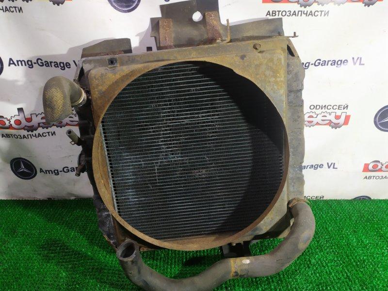 Радиатор Hino Hino Ranger FB4JG J05C 1997