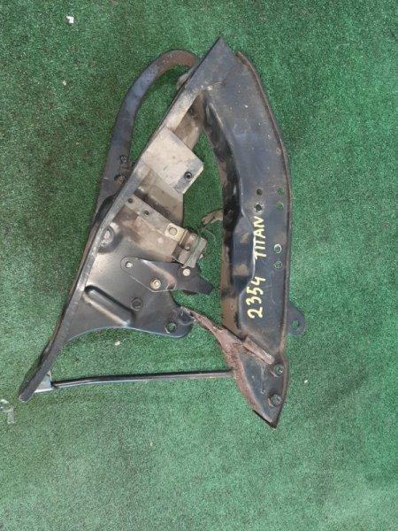 Педаль тормоза Mazda Titan WEFAT-401807 HA-8529`1 1990