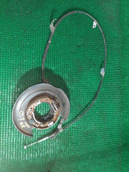 Тросик ручника Subaru Impreza GJ7-005157 FB20ASZH1A-R428148 2012 задний правый