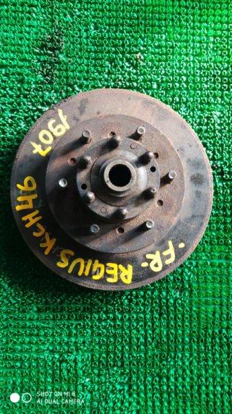 Ступица Toyota Hiace Regius KCH46 1KZ-TE-0678892 1999 передняя правая